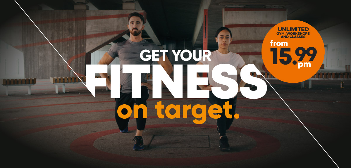 Get Your Fitness on Target Gym