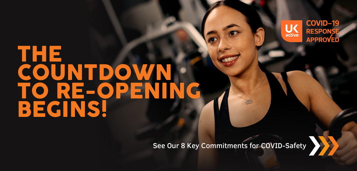 Local Gym Reopening Countdown Begins