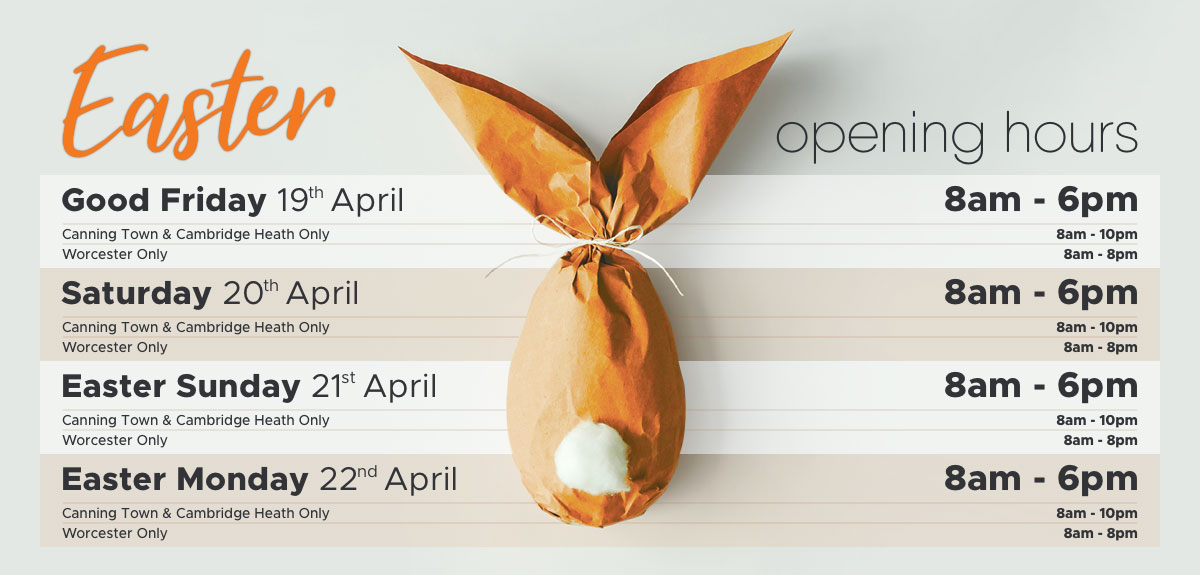 Low Cost Gym Easter Opening Times