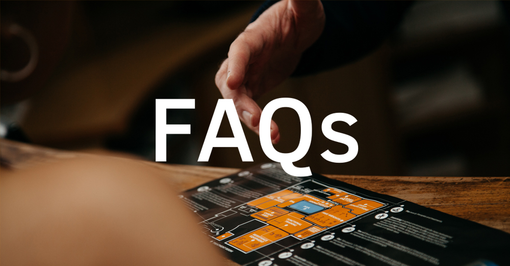Useful Answers To Frequently Asked Questions!
