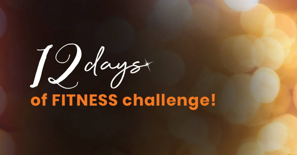 12 Days of Fitness Challenge