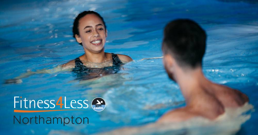 Focus On Fitness4Less Northampton - Making a Splash