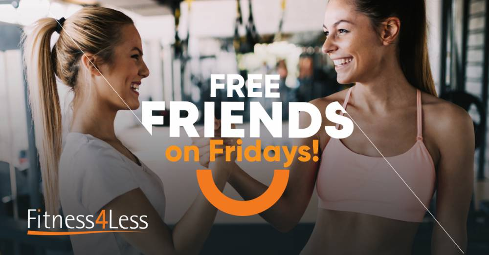 Free Friends on Fridays Returns This Autumn