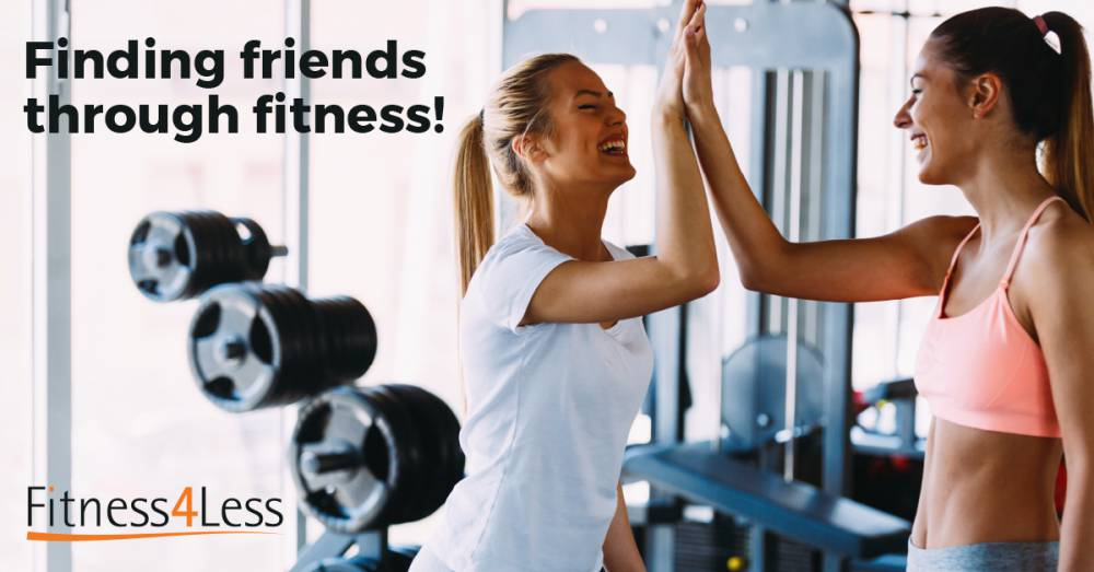 Your Best Buddy Could Be Your Gym Buddy!