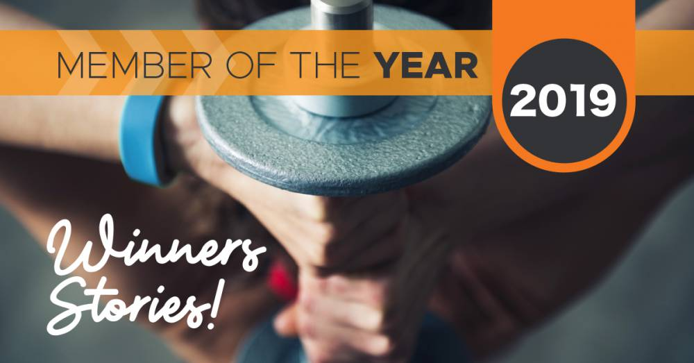 Congratulations To The Fitness4Less Regional Members Of The Year 2019!