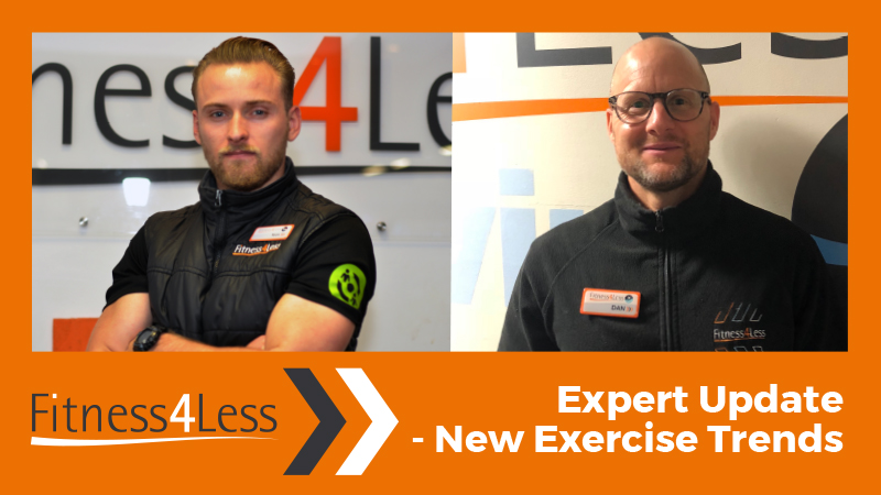 New Fitness Trends - Our Managers' Views!