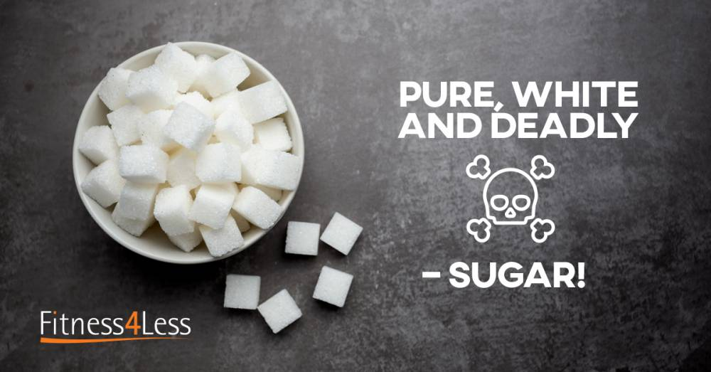Not All Sweetness and Light - The Impact Of Sugar On Our Health