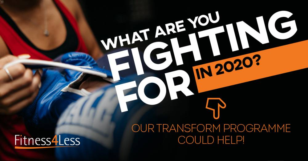 Could Our Transform Initiative Get You Fighting Fit For 2020?
