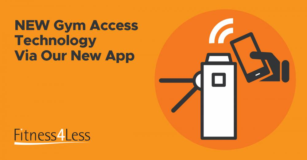 Access The Gym Via Our New App