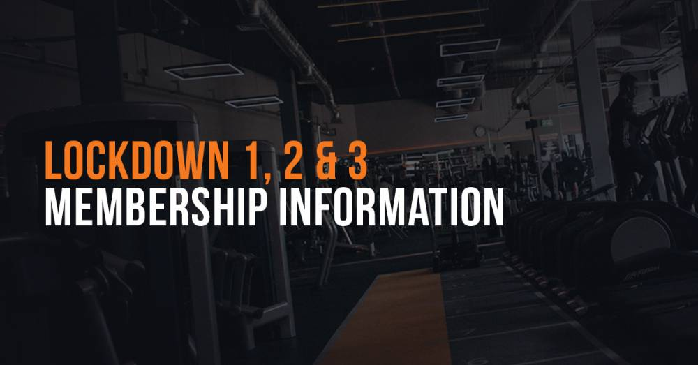 Lockdown 1, 2 & 3 - All You Need To Know