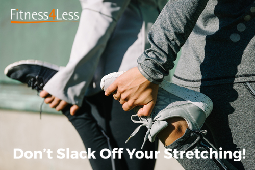 The Importance of Stretching!