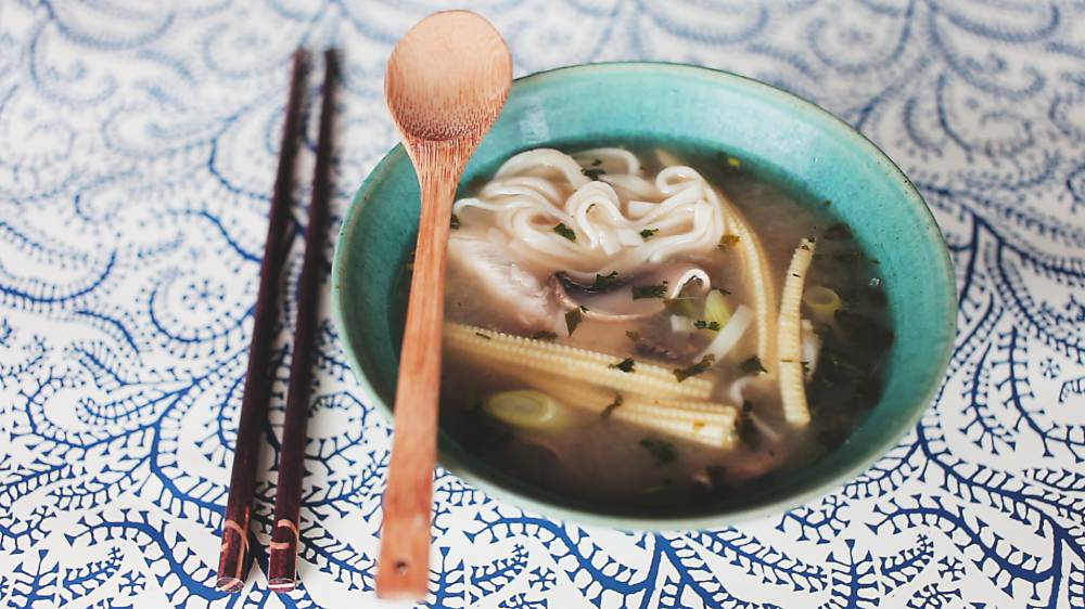 Celebrate Chinese New Year - Cook Up Some Chicken Noodle Soup