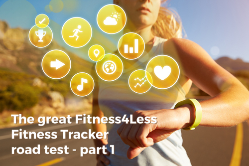 The Great Fitness Tracker - Road Test
