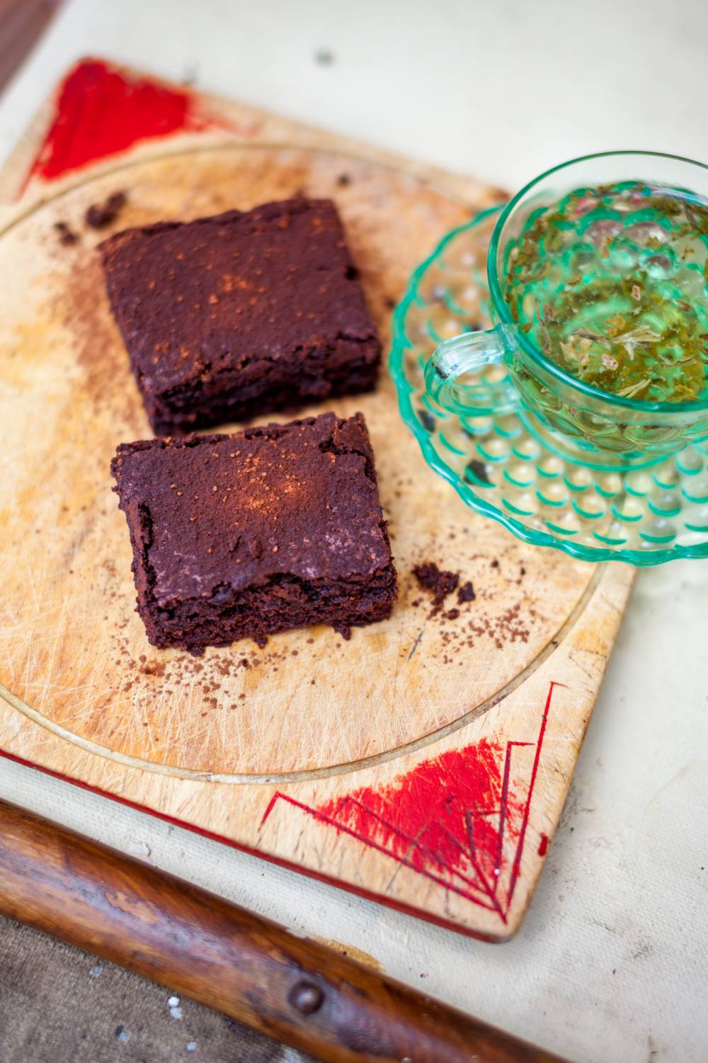 Beetroot Brownies - A Healthier Way to Stem Your Chocolate Cravings