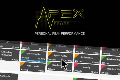 Want Results?  - Try Our New Apex Gym Floor Classes