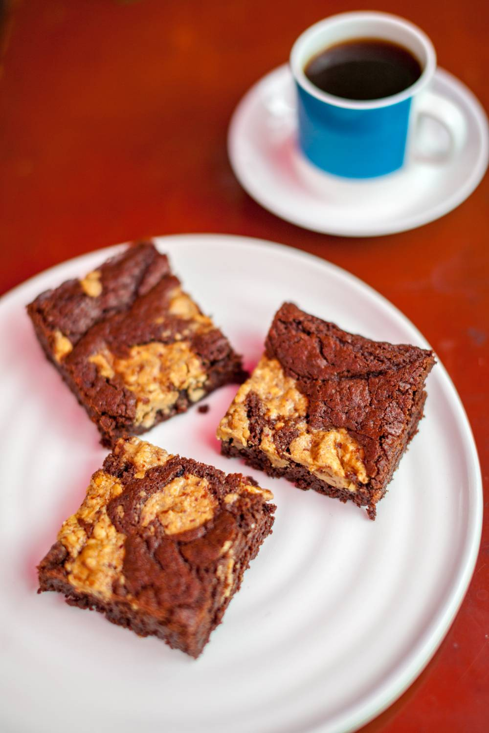 Peanut Butter Brownie - Not At All Bad!