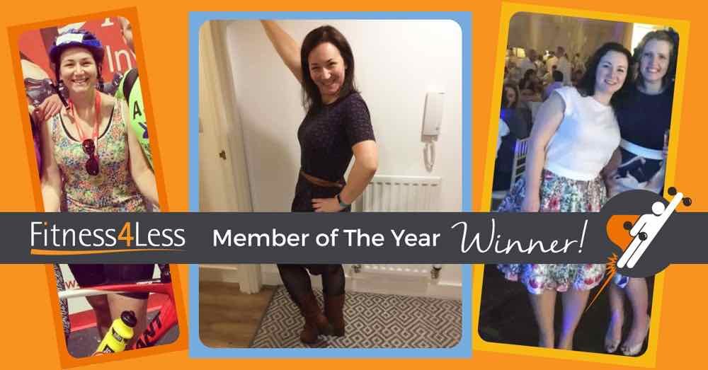 Announcing Fitness4Less Member Of The Year