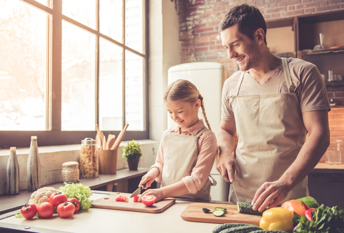 Share The Love - Cook A Healthy Meal With Friends Or Family