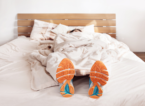 Sleep & Exercise....The Perfect Combination!