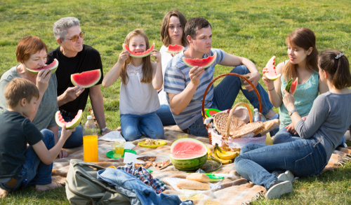 Pick Up A (Healthy) Picnic