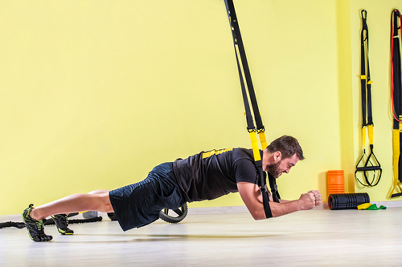 Suspension Training - A New Way To Train!